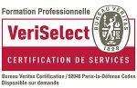 Les formations dispensées par SPECIMAN sont certifiées par Bureau Veritas à travers sa certification VeriSelect.
