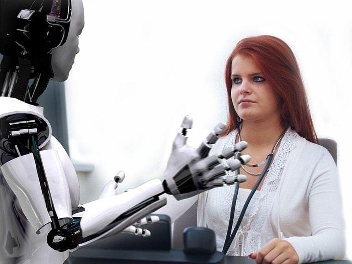 Il Va Falloir Apprendre à Manager Les Robots