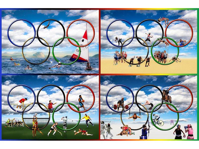 La Puissance Intrinsèque De L'équipe En Management: Vérifiée Aussi Aux Jeux Olympiques