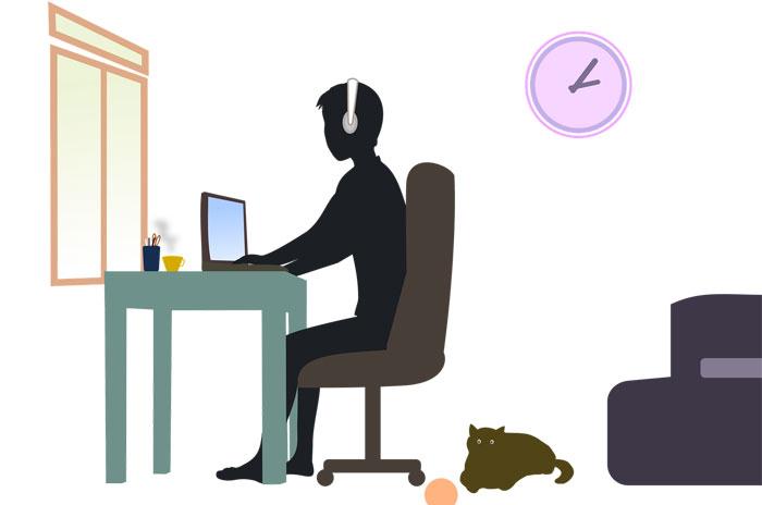 Télétravail: Manager L'excès De Travail En Temps De Pandémie